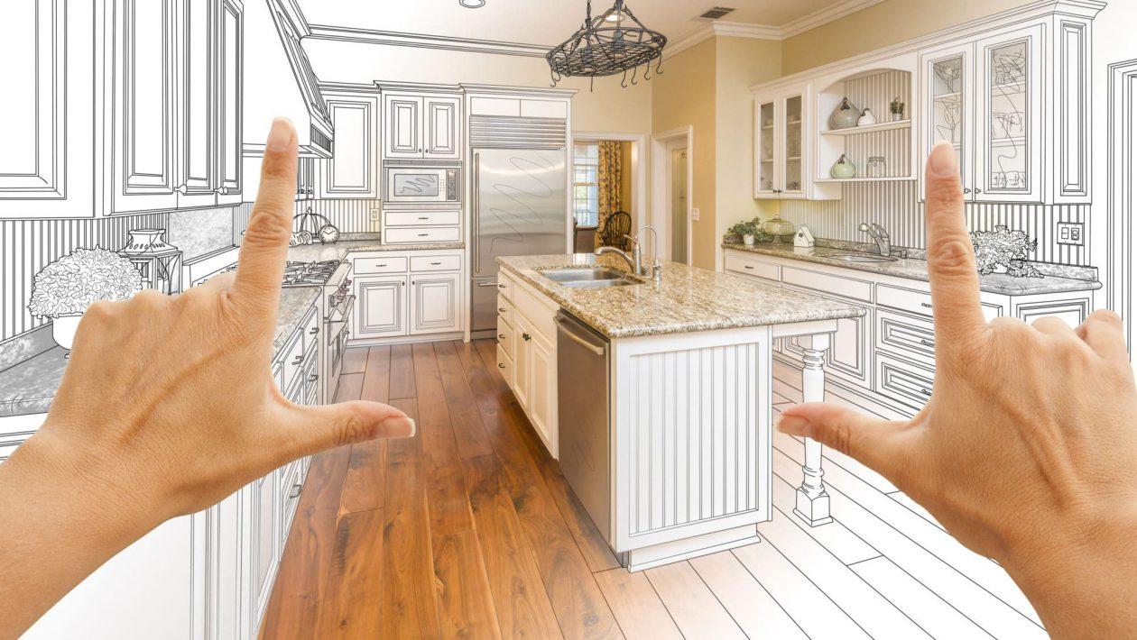 remodelar una casa