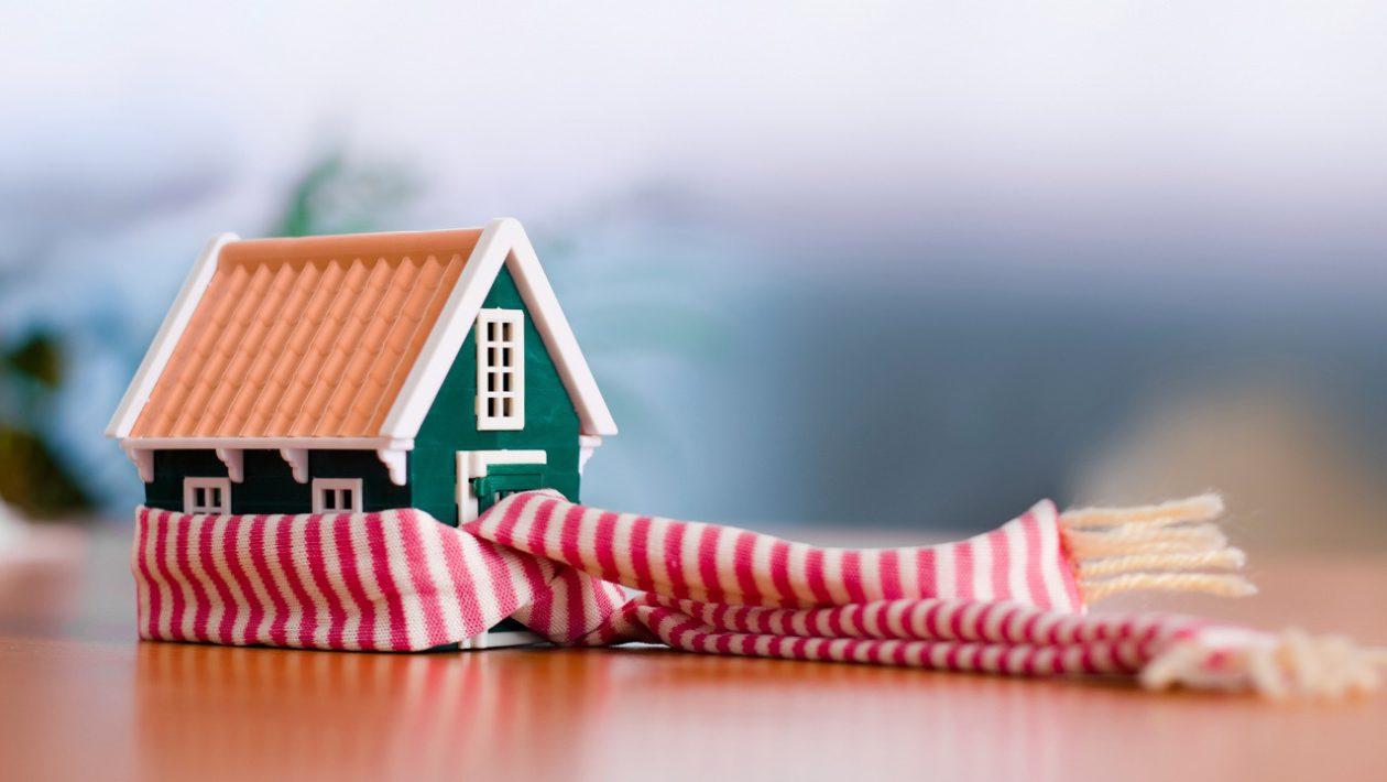 Cómo calefaccionar una casa