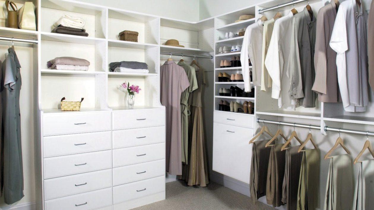 cómo hacer un vestidor