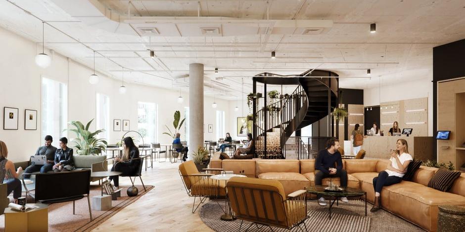 Cómo son los espacios de Coworking