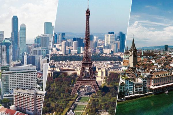 Las ciudades más caras del mundo para alquilar