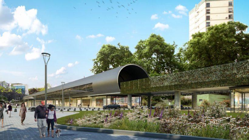 Proyecto del bajo Viaducto Mitre