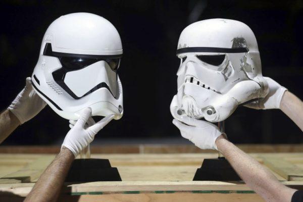 Subasta de Star Wars