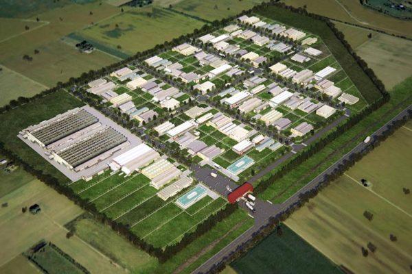 Plan productivo y Parques Industriales