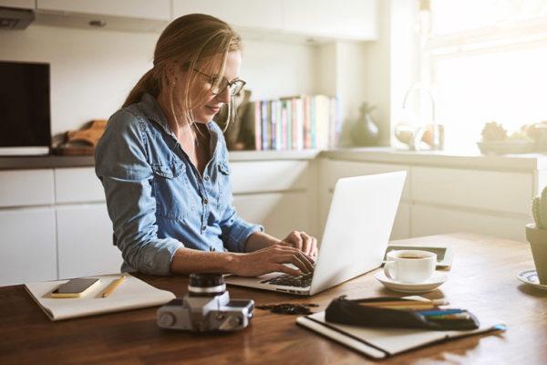 ¿Cómo ser productivos trabajando desde casa?
