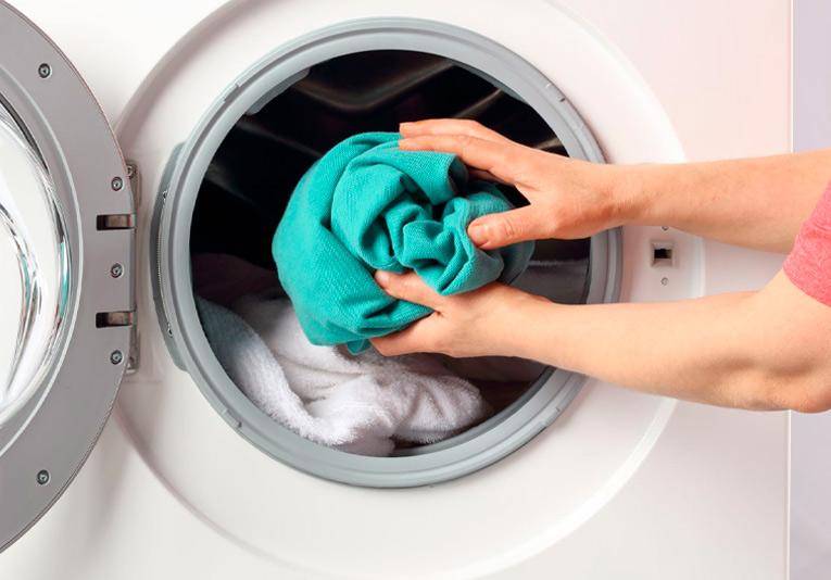 Desinfectar la ropa