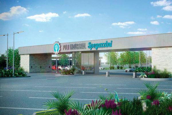 Construcción de parques industriales