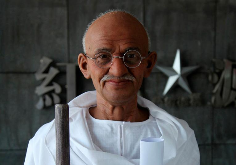 Subasta de anteojos de Gandhi