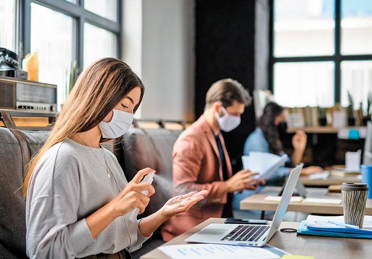 Adaptar las oficinas a una nueva normalidad