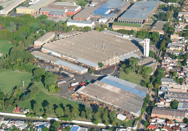 Fuerte impulso a Parques Industriales