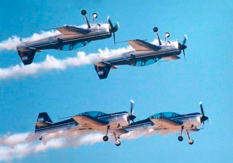 Subasta de la Fuerza Aérea Argentina