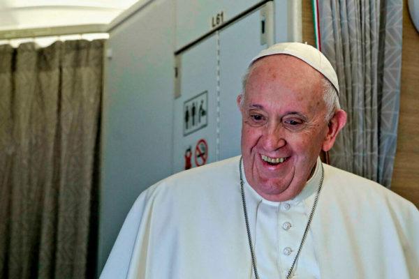 La casa del papa Francisco en venta