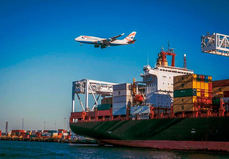 El comercio exterior sigue creciendo