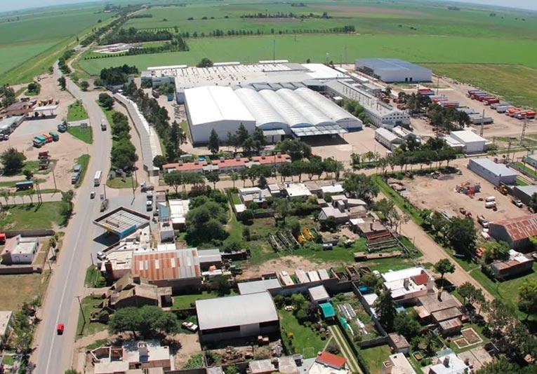 Impulso a los Parques Industriales